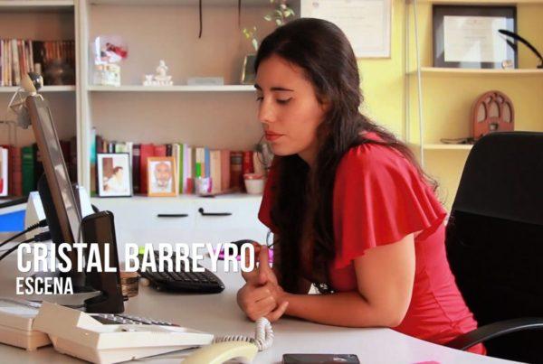 Cristal Barreyro - Escena Actriz