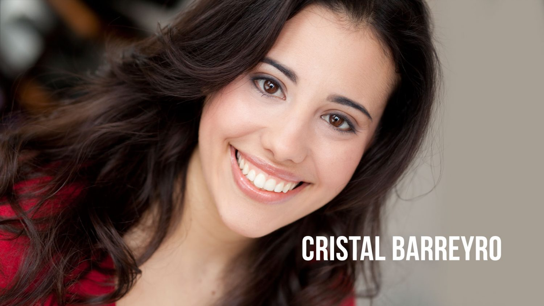 Cristal Barreyro - Videobook Actriz