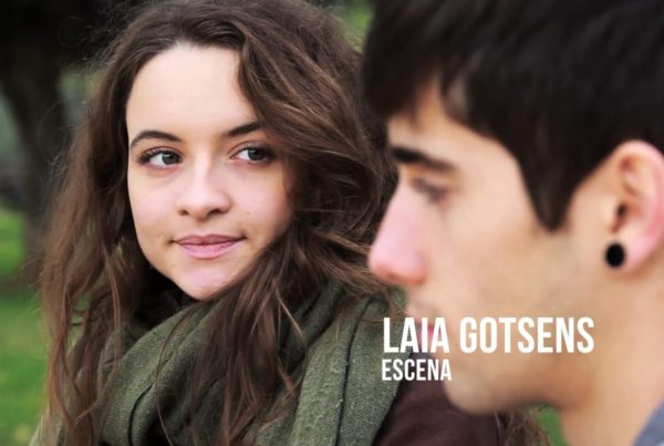 Laia Gotsens - Escena Actriz
