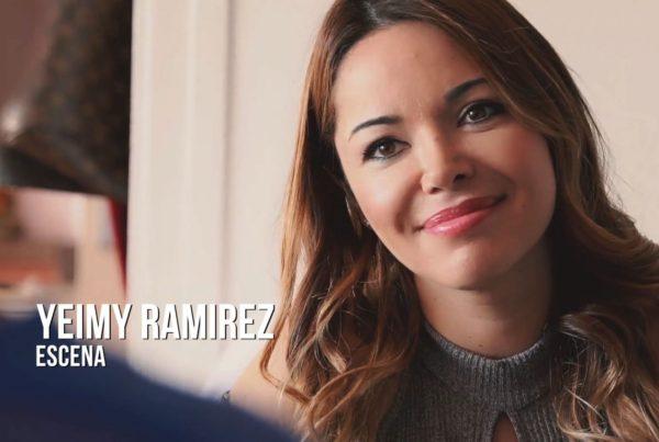 Yeimy Ramirez - Escena Actriz
