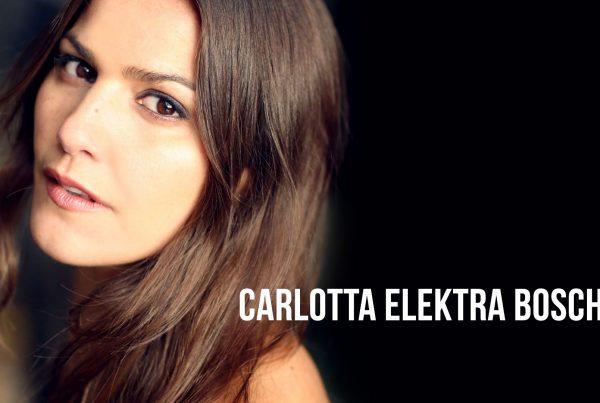 Carlotta Elektra Bosh - Videobook Actriz