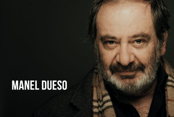 Manel Dueso - Videobook Actor