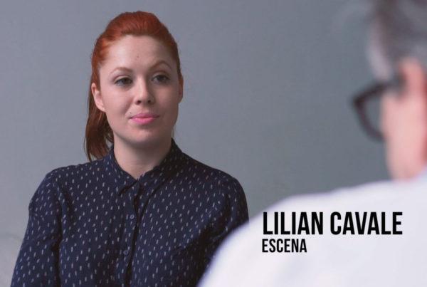 Lilian Cavale - Escena Actriz Comedia