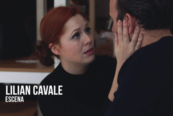 Lilian Cavale - Escena Actriz Drama