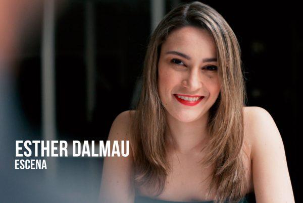Esther Dalmau - Escena Actriz Drama en catalán