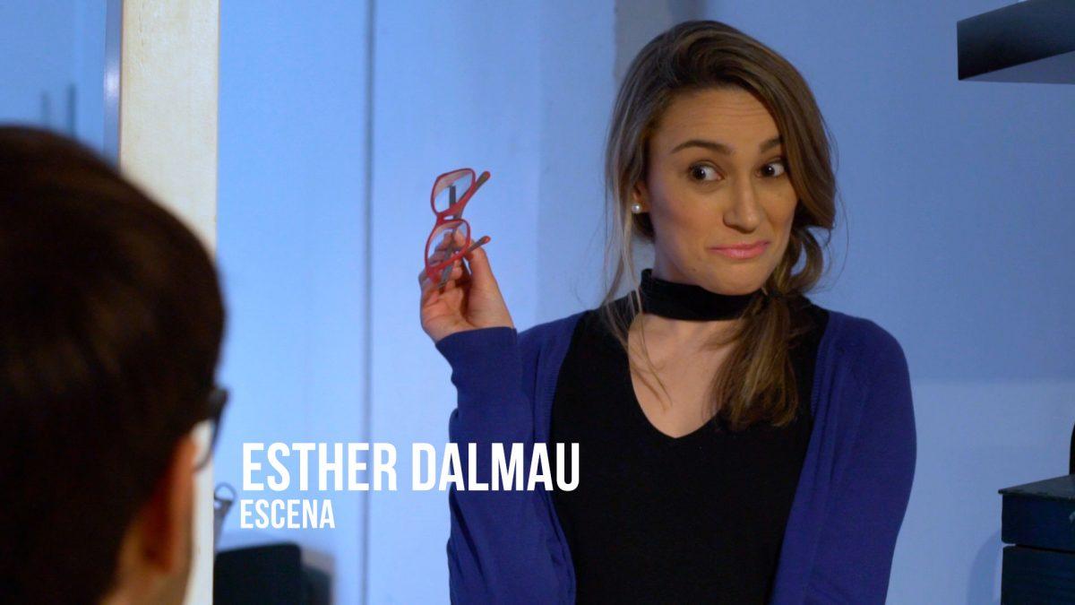 Esther Dalmau - Escena Actriz Comedia en inglés