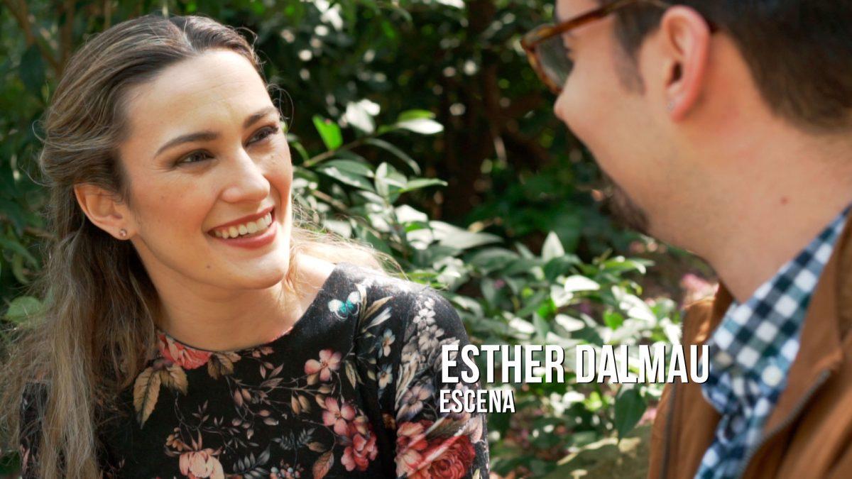 Esther Dalmau - Escena Actriz Comedia en catalán