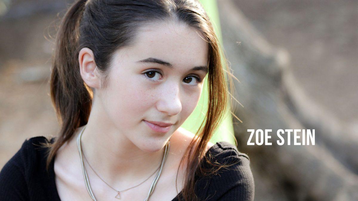 Zoe Stein - Videobook Actriz