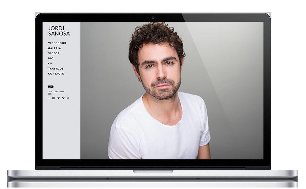 Jordi Sanosa - Web Actor