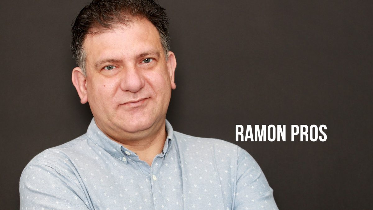 Ramon Pros - Videobook Actor