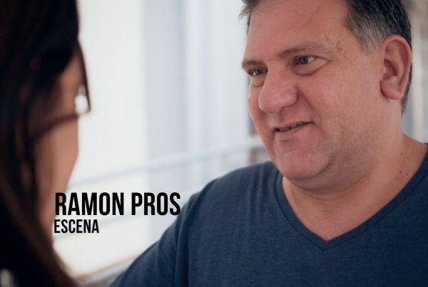 Ramon Pros - Escena Actor Comedia