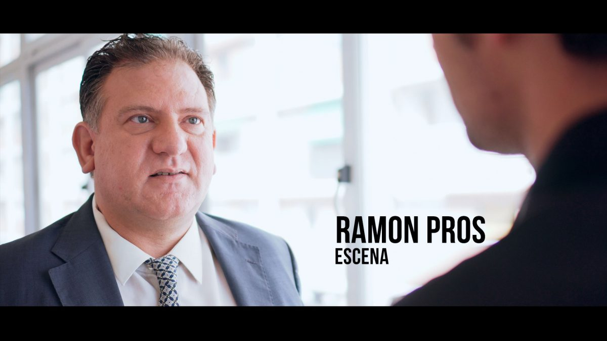 Ramon Pros - Escena Actor Drama