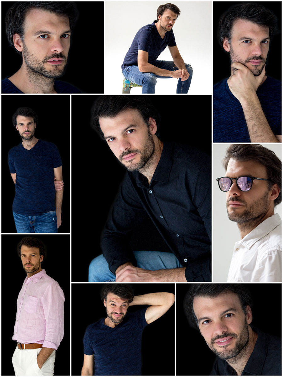 Juanjo Hurtado - Book Actor