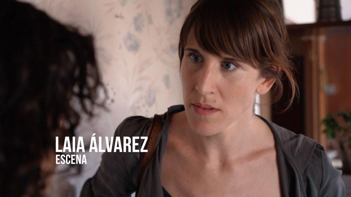 Laia Álvarez - Escena Actriz Drama