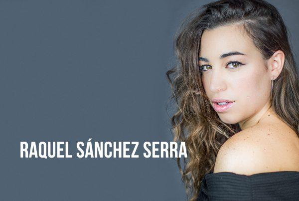 Raquel Sánchez Serra - Videobook Actriz