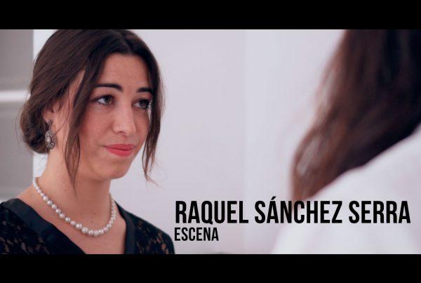 Raquel Sánchez Serra - Escena Actriz Época