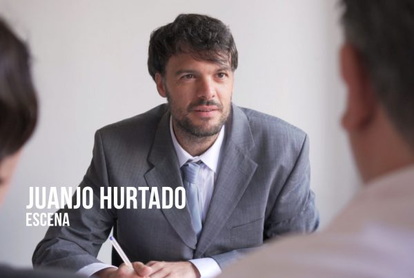 Juanjo Hurtado - Escena Actor Comedia