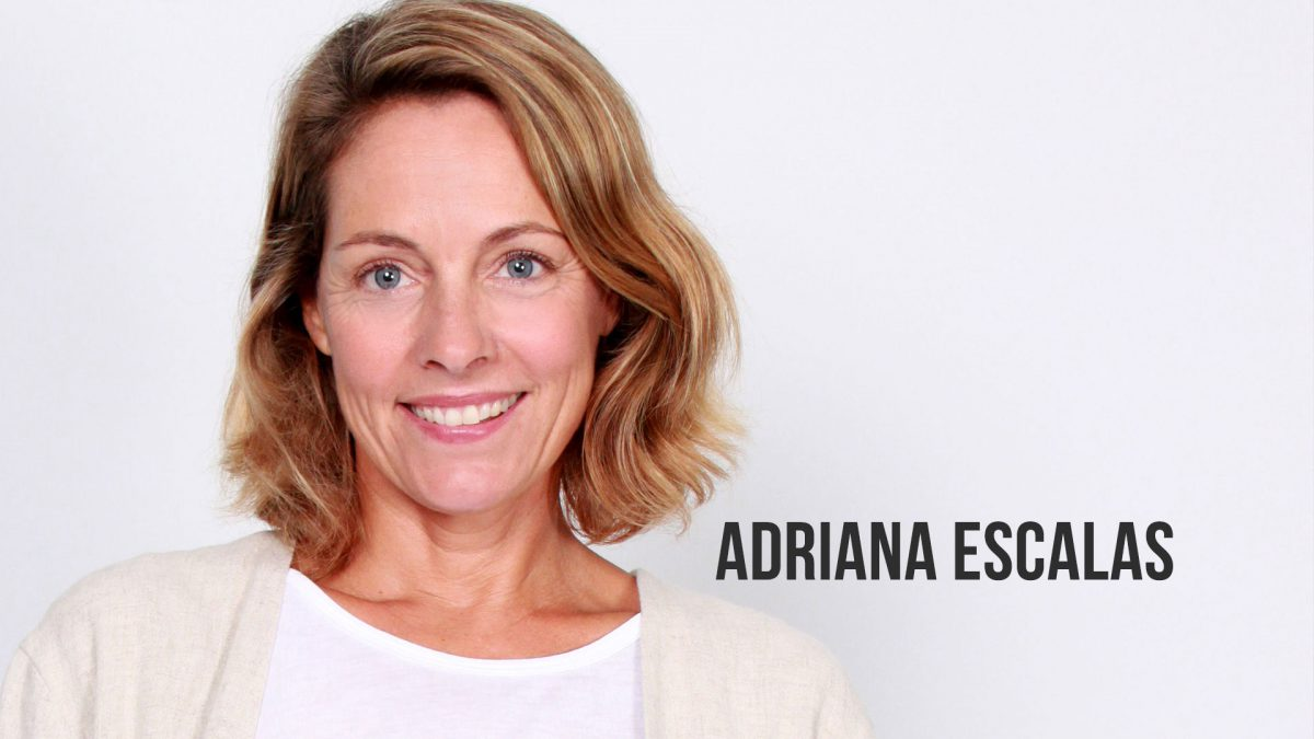 Adriana Escalas | Videobook Actriz