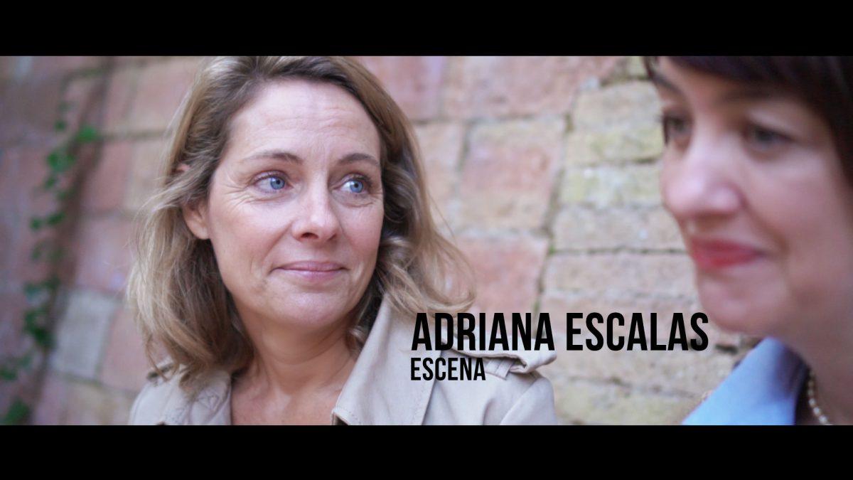 Adriana Escalas | Escena Actriz