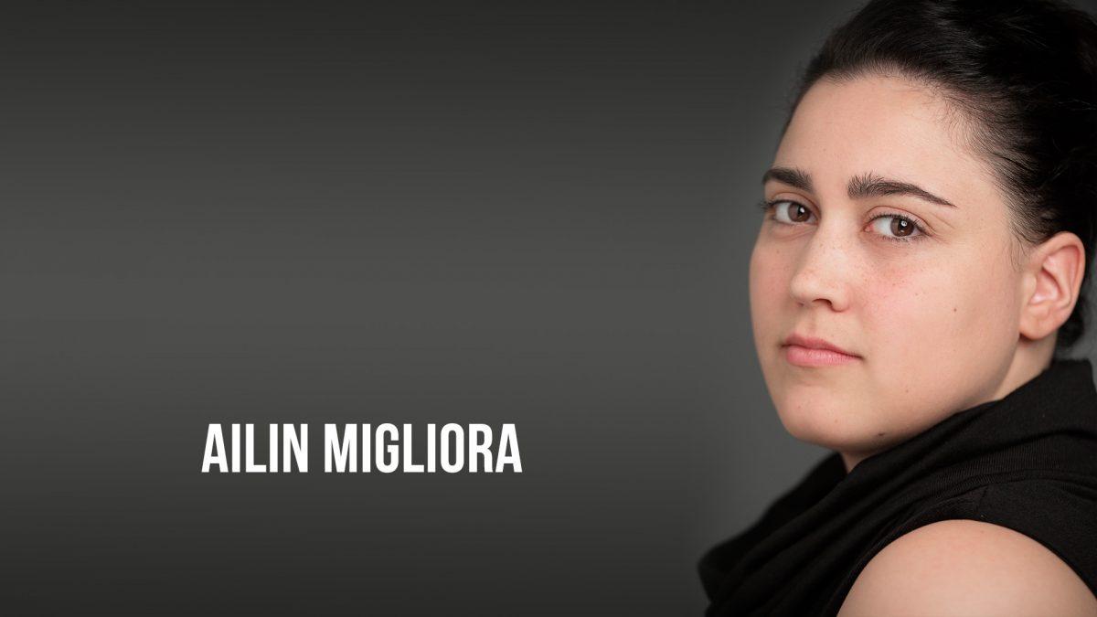 Ailin Migliora - Videobook Actriz
