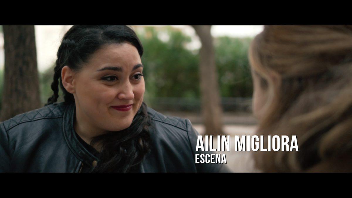 Ailin Migliora - Escena Actriz en Italiano