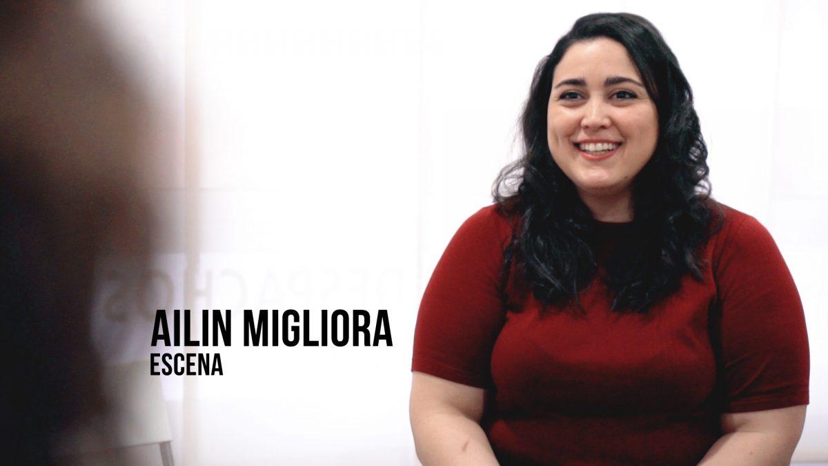 Ailin Migliora - Escena Actriz Comedia