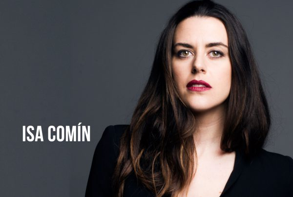 Isa Comín - Videobook Actriz