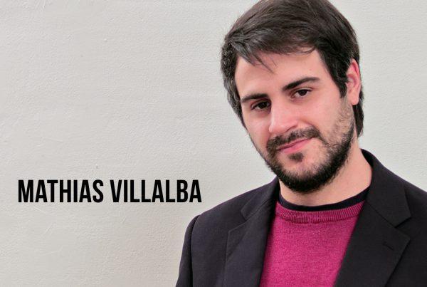 Mathias Villalba - Videobook Actor