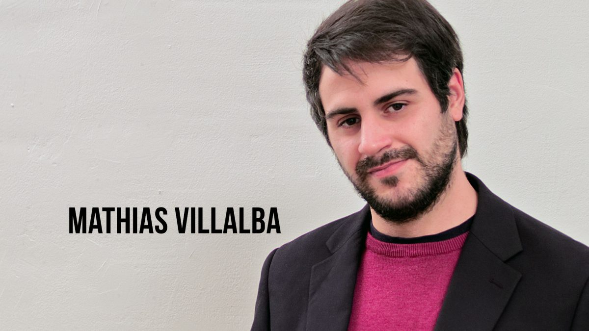 Mathias Villalba - Videobook Actor