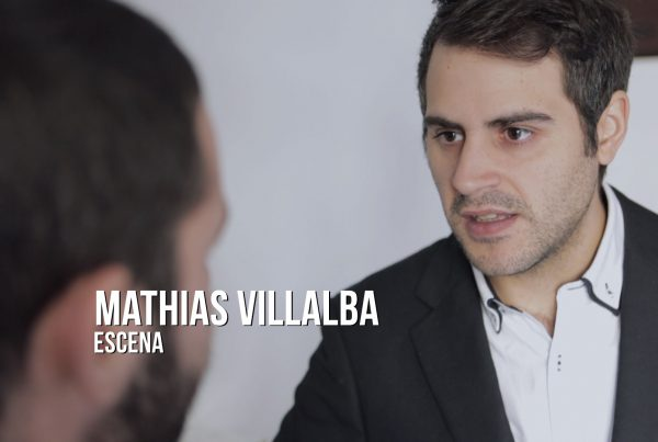 Mathias Villalba - Escena Actor Dramática