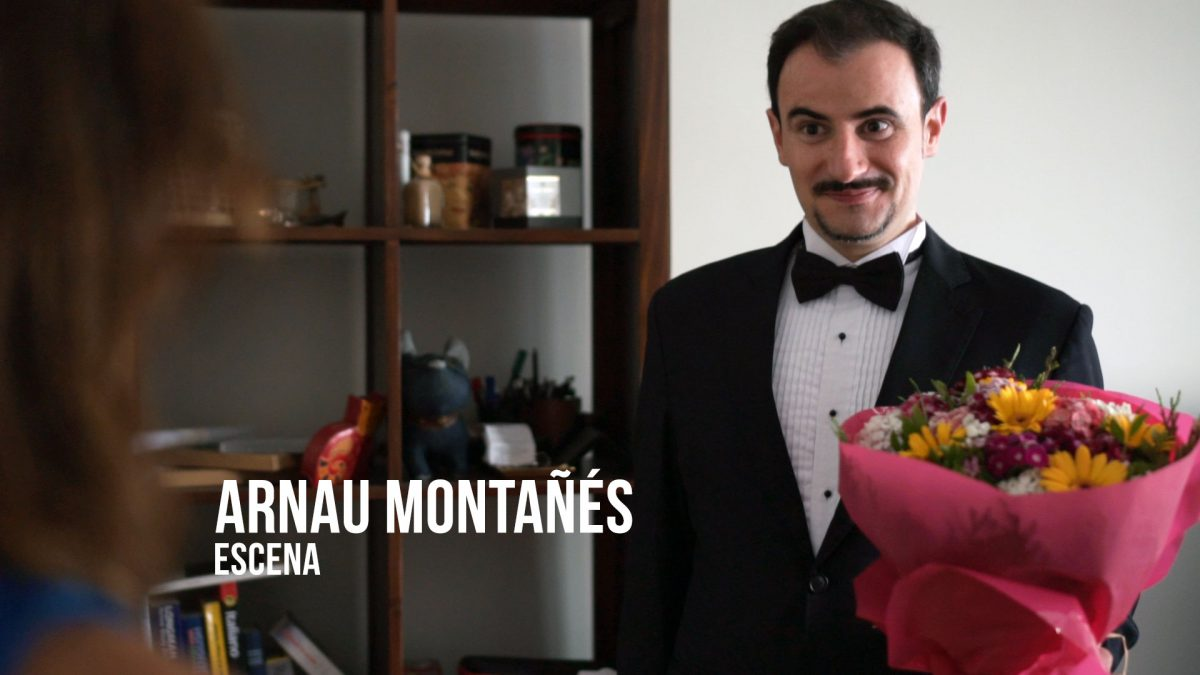Arnau Montañés - Escena Actor Comedia