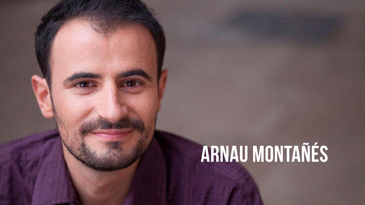 Arnau Montañés Palau - Videobook Actor