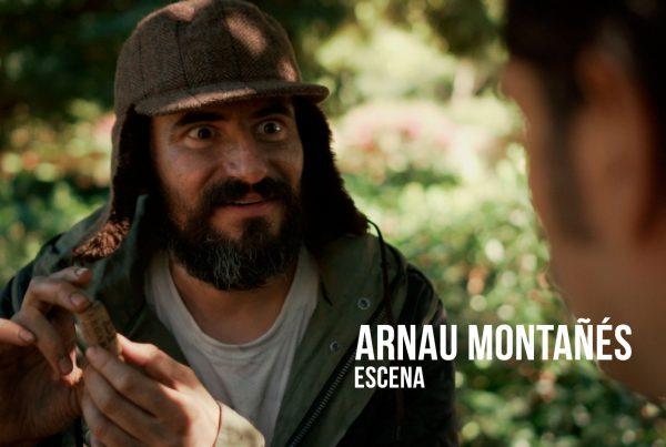 Arnau Montañés - Escena Actor Drama