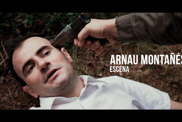 Arnau Montañés - Escena Actor Época