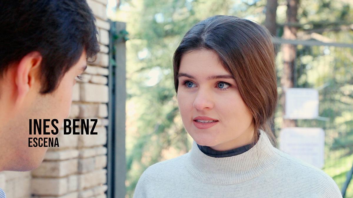 Ines Benz - Escena Actriz