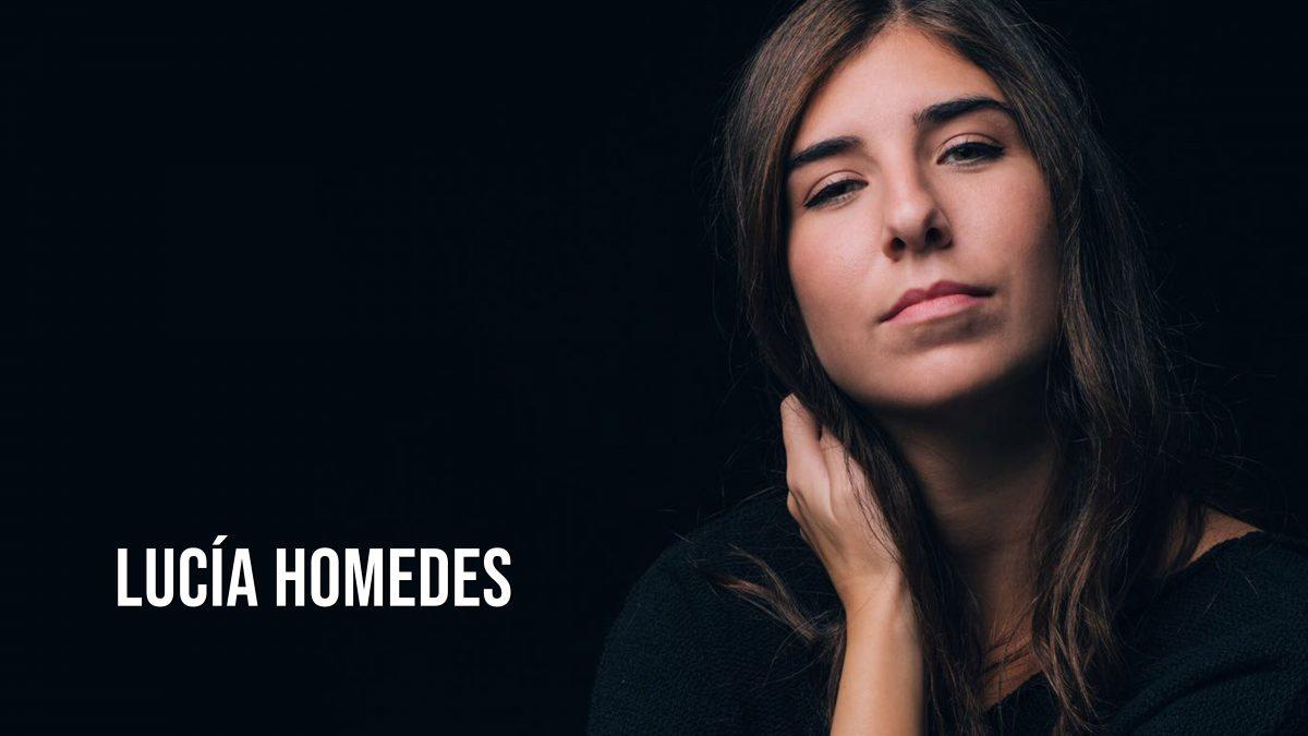 Lucía Homedes - Videobook Actriz
