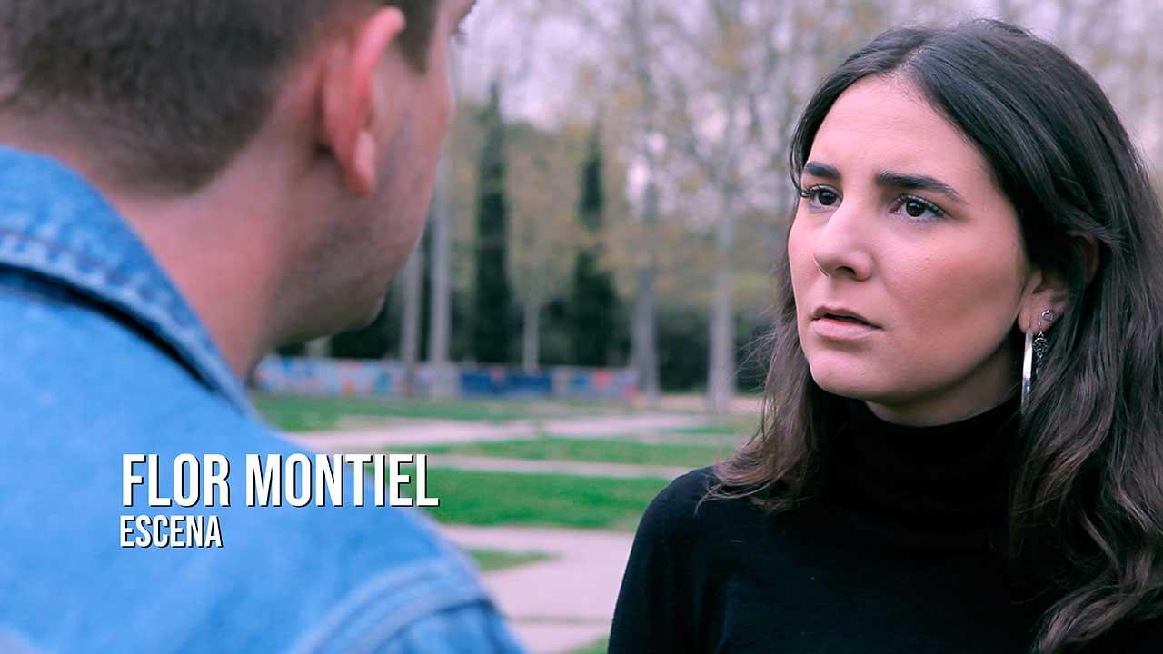 Flor Montiel - Escena Actriz