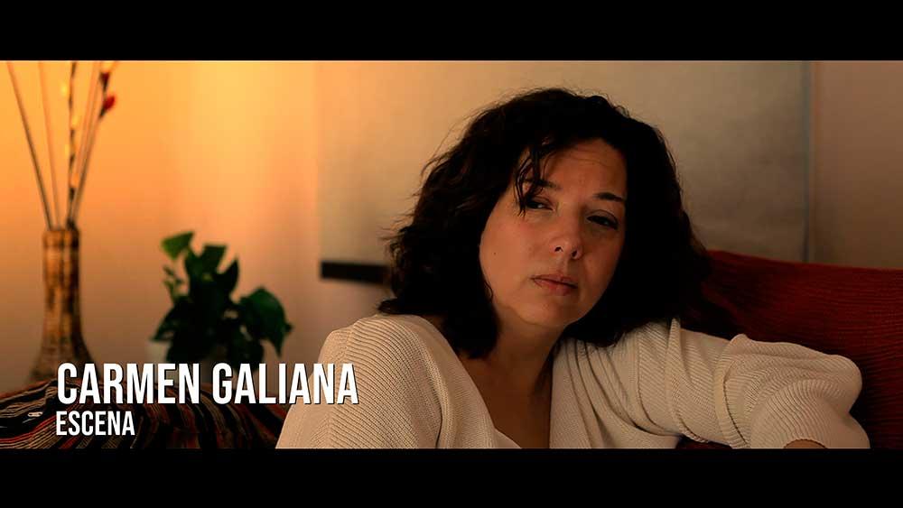 Carmen Galiana | Escena Actriz