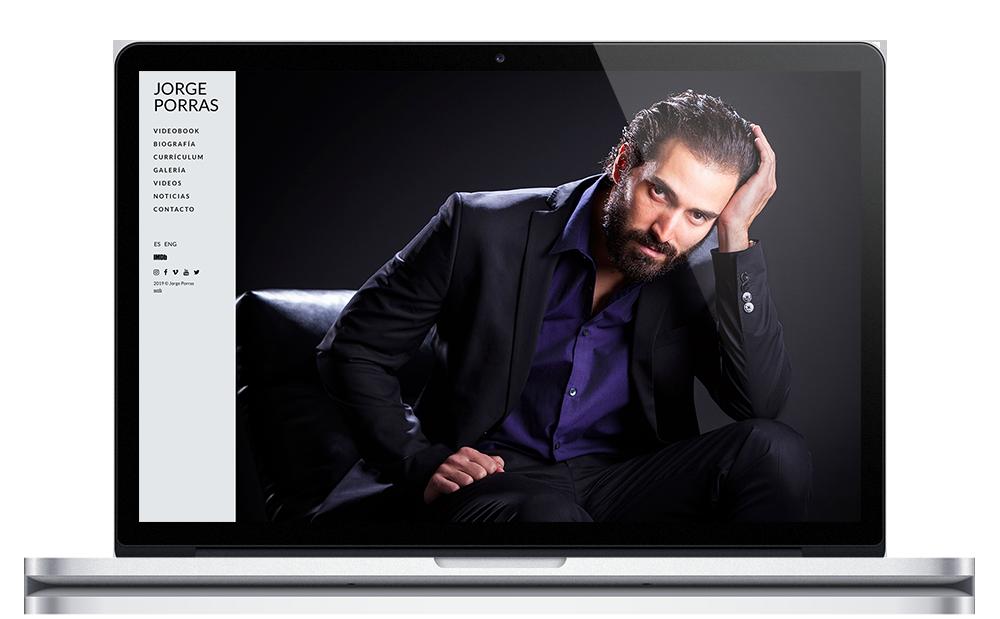Jorge Porras | Web Actor