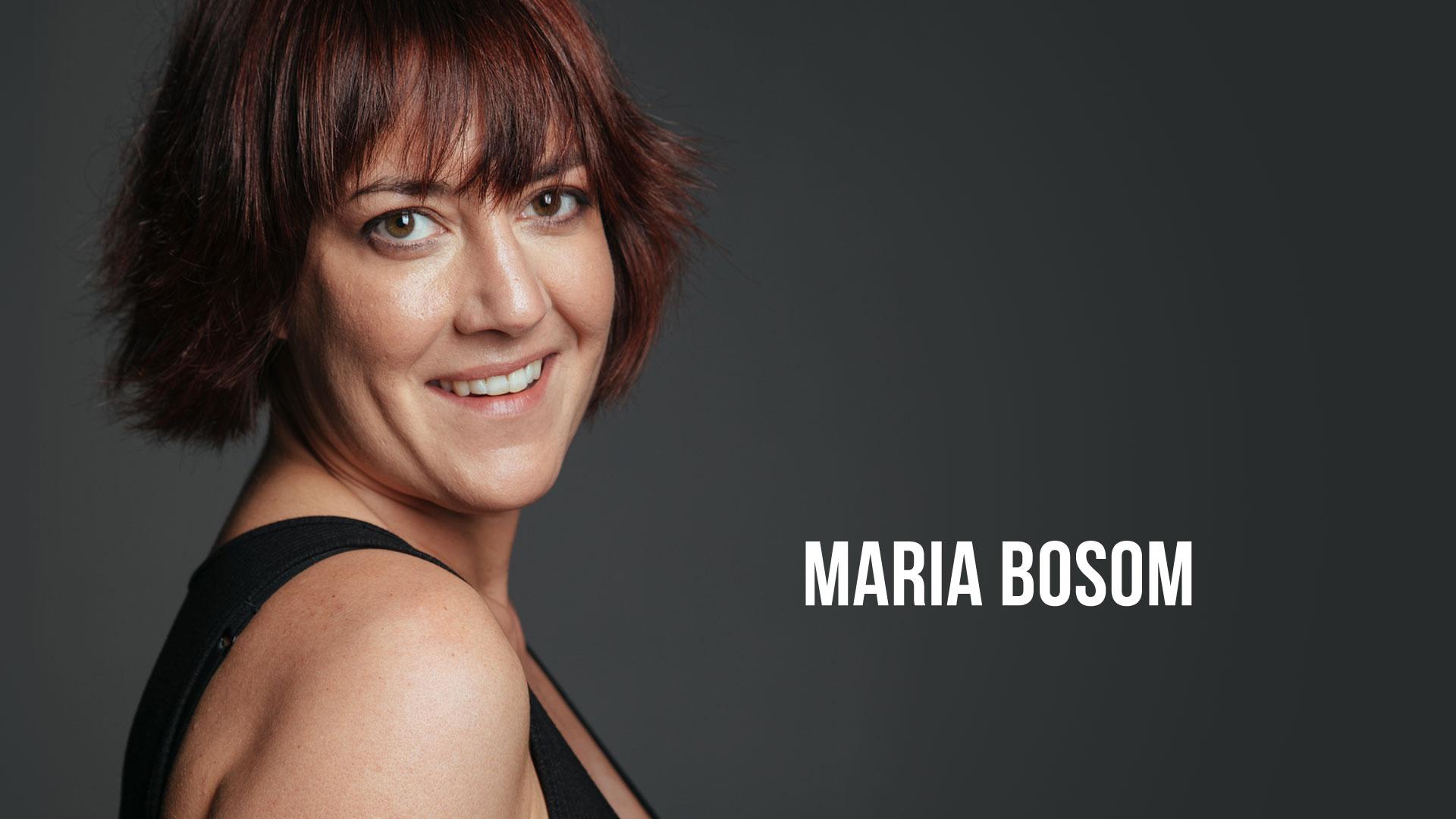 Maria Bosom - Videobook Actriz