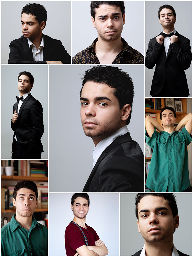 Daniel Aranda | Book Actor