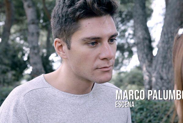 Marco Palumbo - Escena Actor Drama
