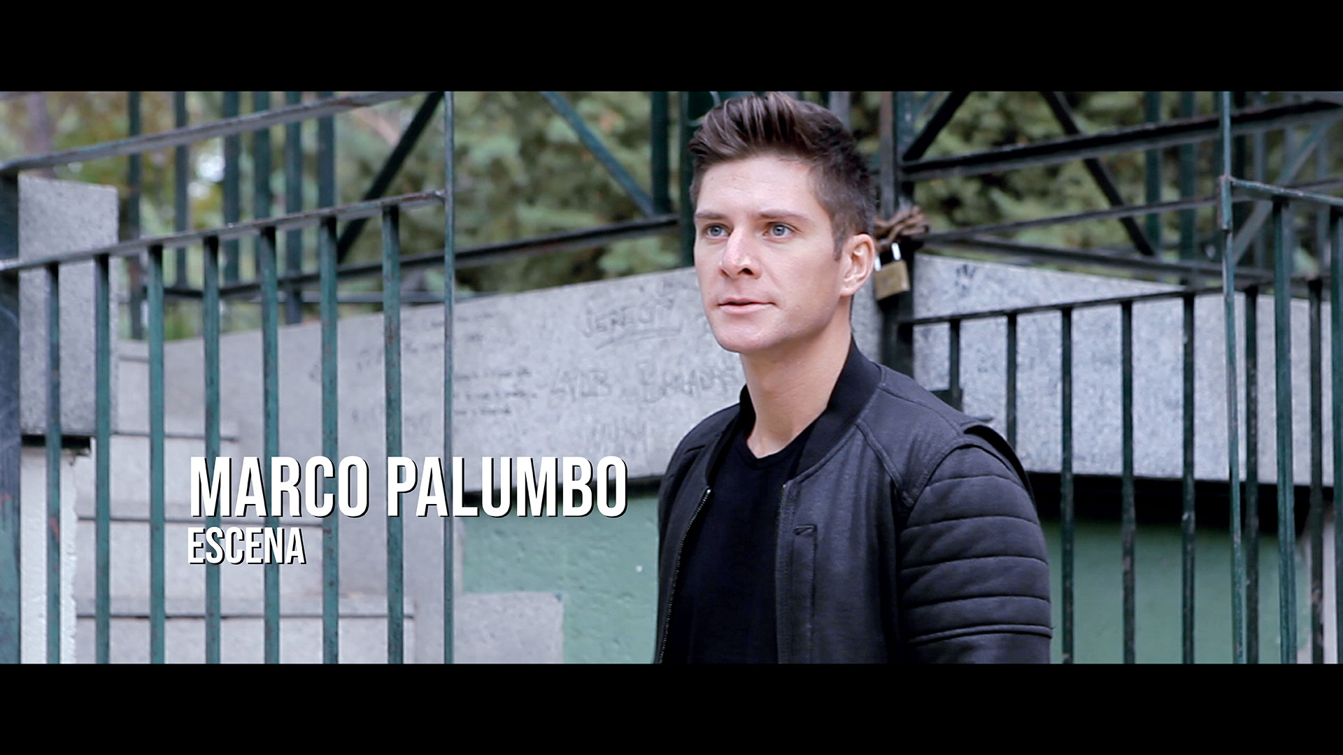 Marco Palumbo - Escena Actor