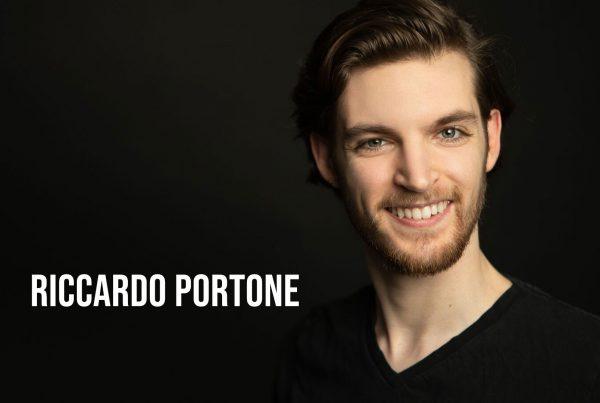 Riccardo Portone - Videobook Actor