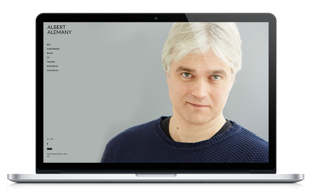Albert Alemany - Web Actor