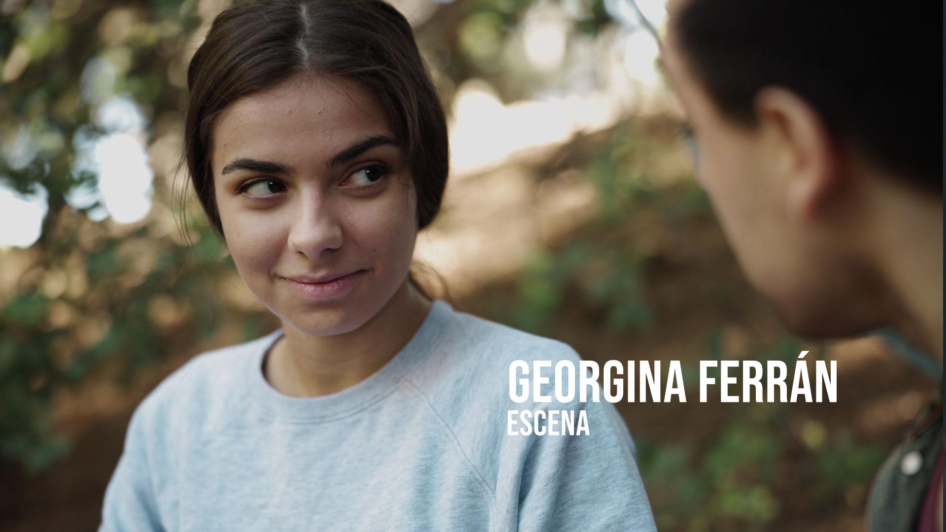 Georgina Ferrán - Escena Actriz