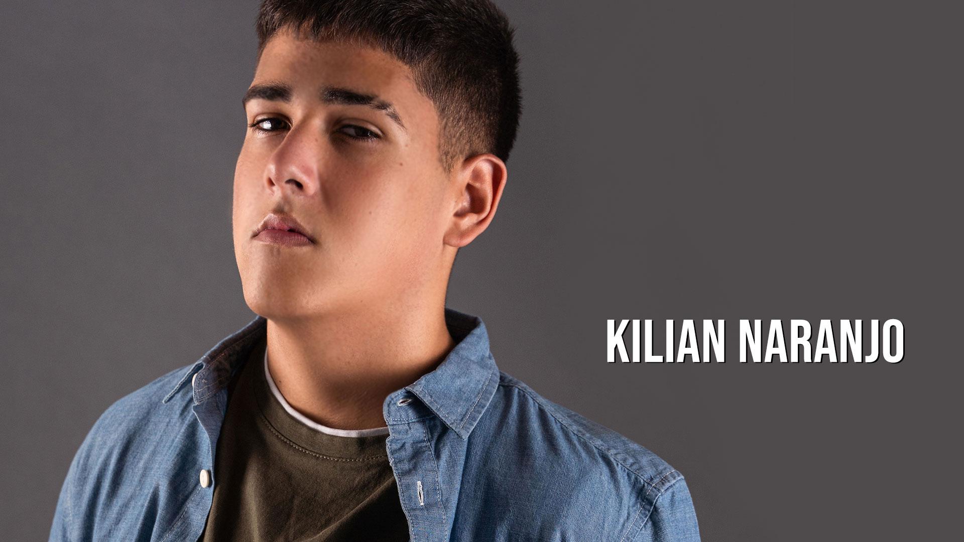 Kilian Naranjo - Videobook Actor