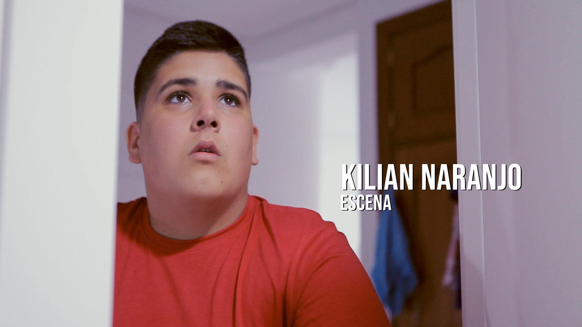 Kilian Naranjo - Escena Actor
