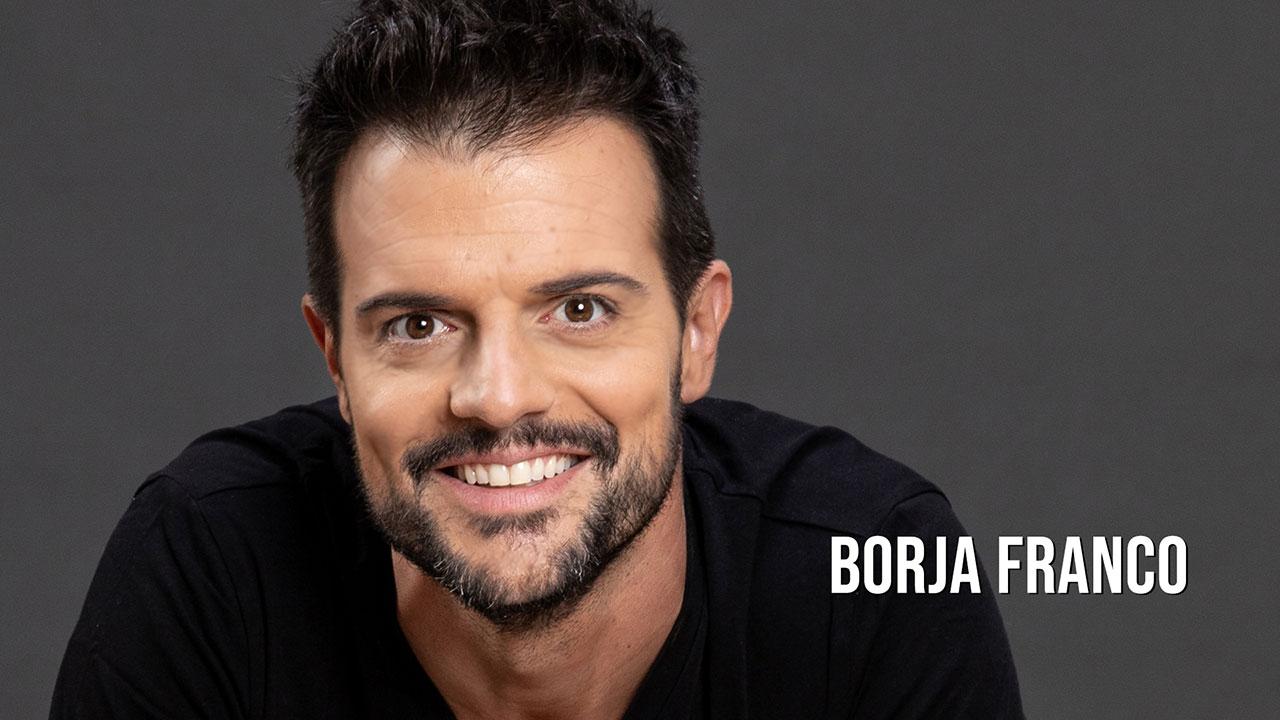 Borja Franco - Videobook Actor