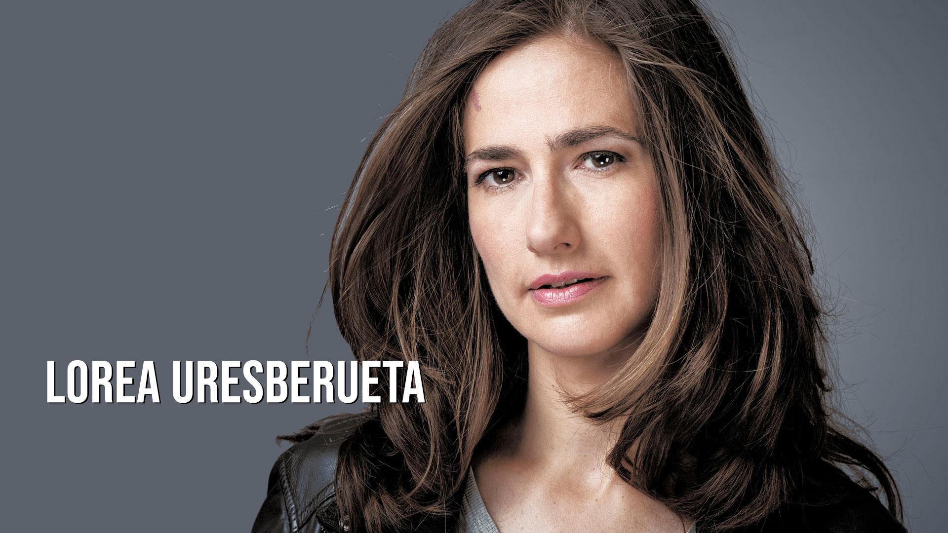 Lorea Uresberueta - Videobook Actriz